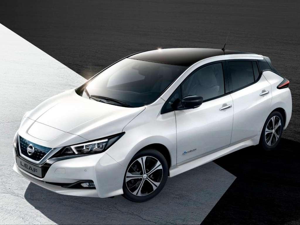 Galería de fotos del Nissan Leaf (2)