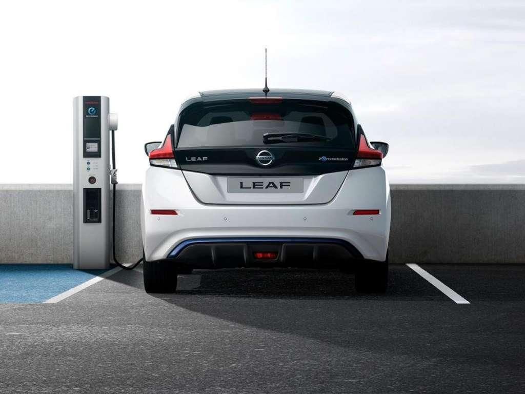 Galería de fotos del Nissan Leaf (4)
