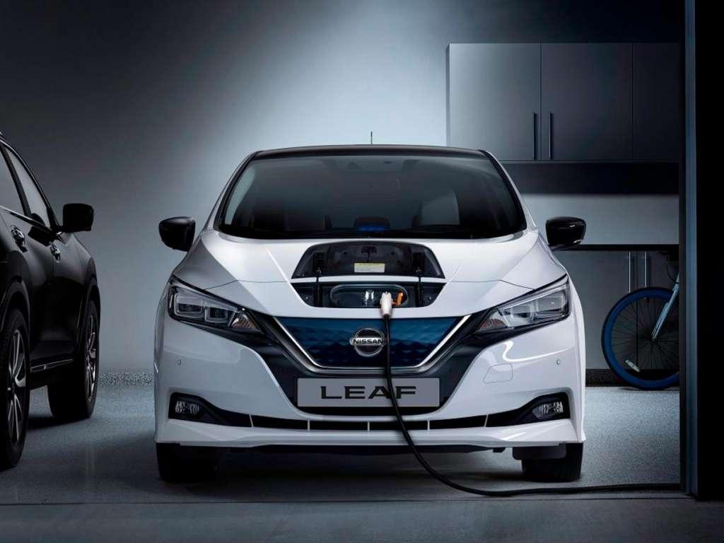 Galería de fotos del Nissan Leaf (5)
