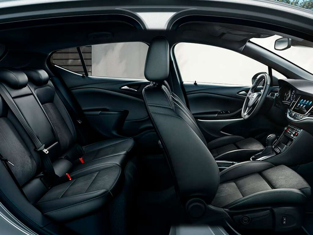 Opel Novo Astra 5 Portas