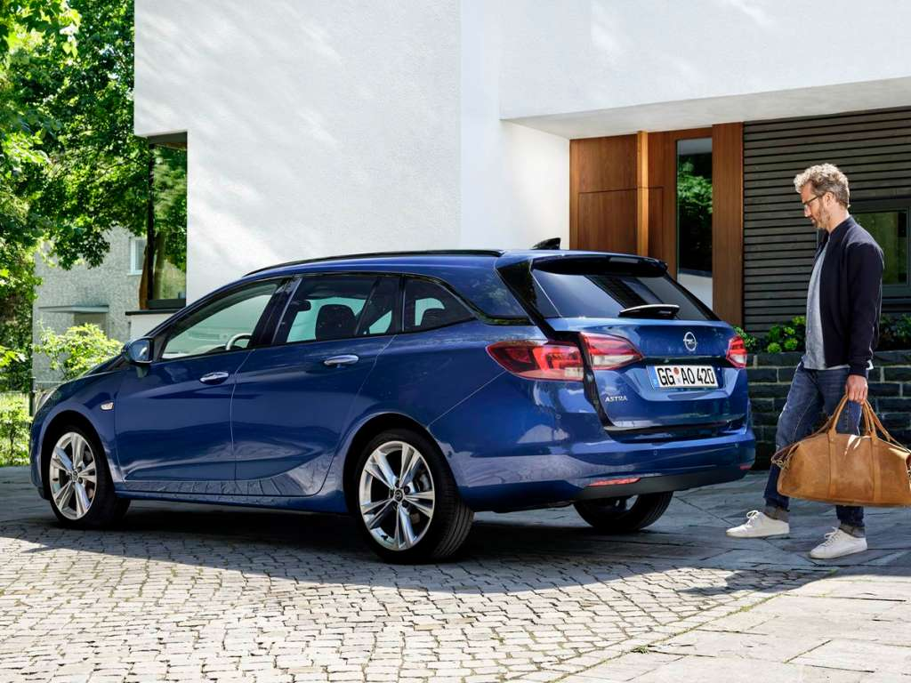 Opel Novo Astra Sports Tourer