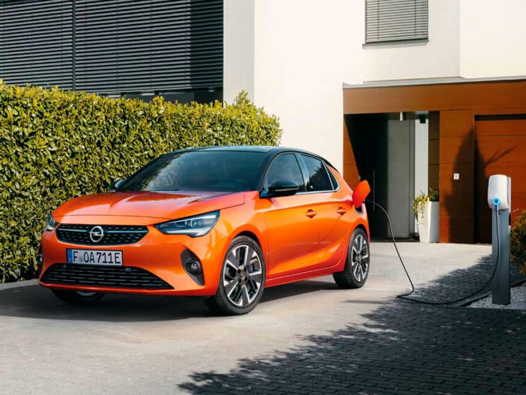 Opel Novo Corsa-e