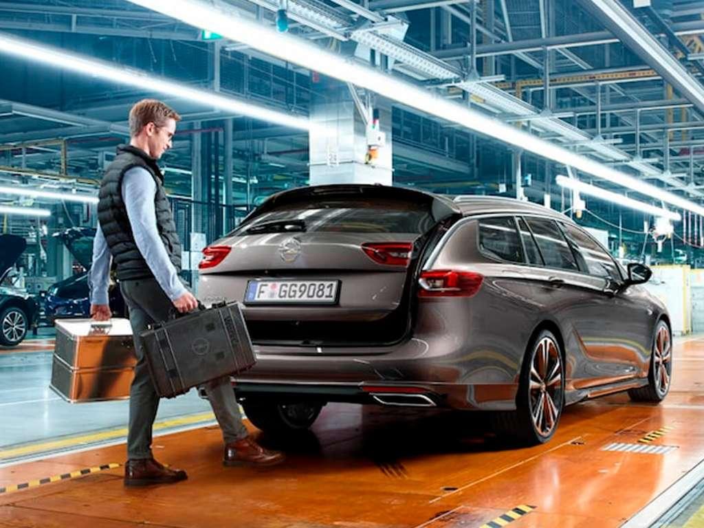 Opel Novo Insignia Sports Tourer