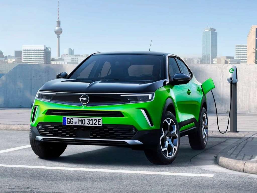 Opel Novo Mokka-e