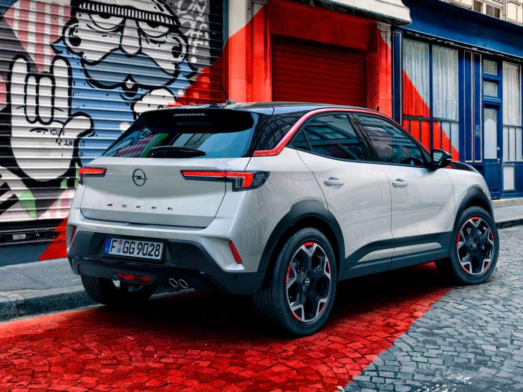Opel Novo Mokka