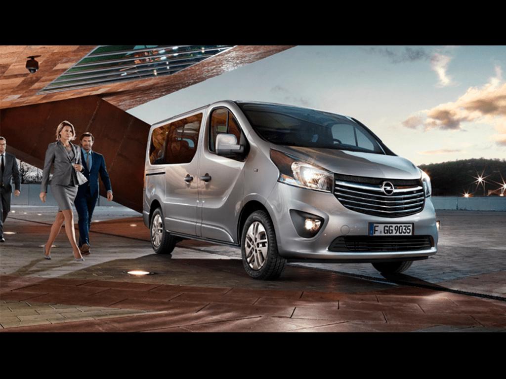 Opel Vivaro Combi/Combi+