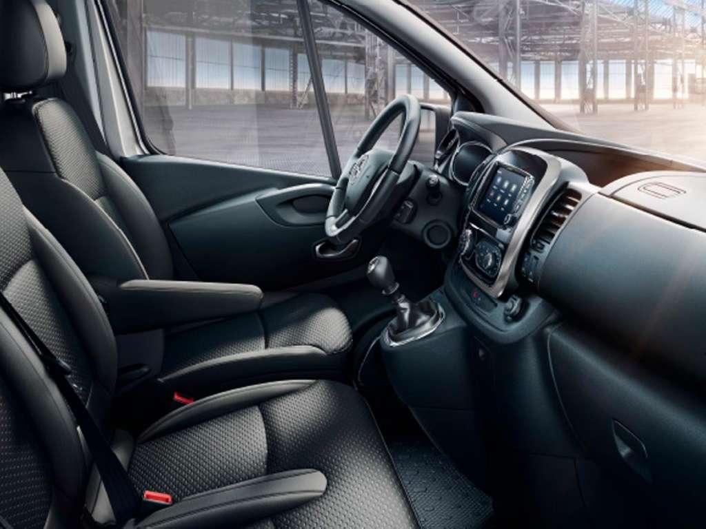 Opel Vivaro Van Cabine Dupla