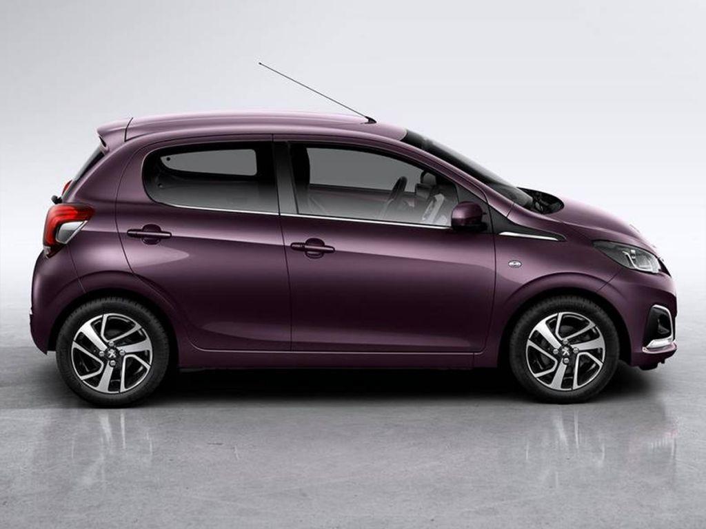 Galería de fotos del Peugeot 108 5 Puertas (2)