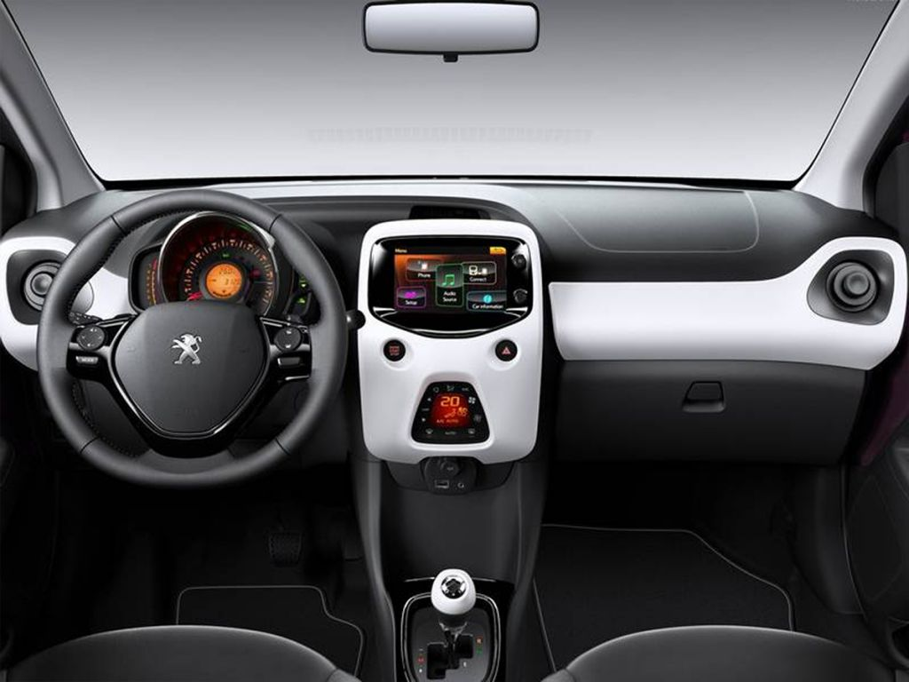 Galería de fotos del Peugeot 108 5 Puertas (4)