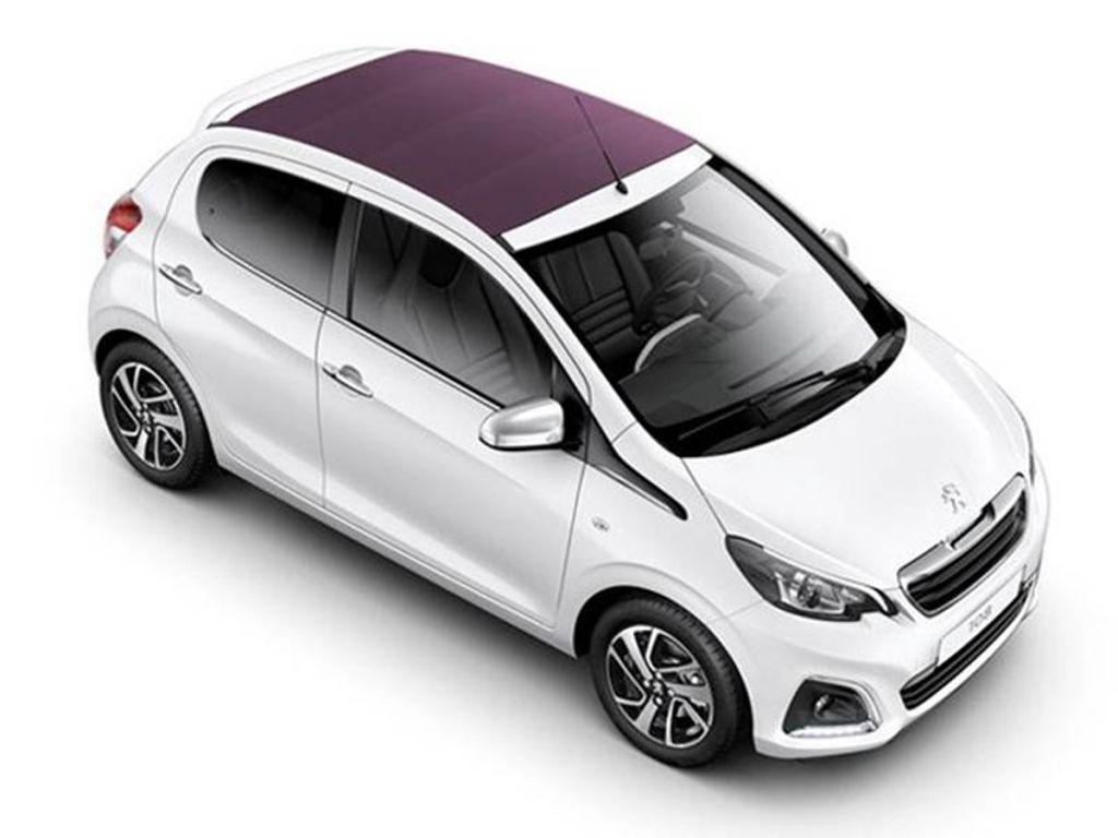 Galería de fotos del Peugeot 108 5 Puertas TOP! (1)
