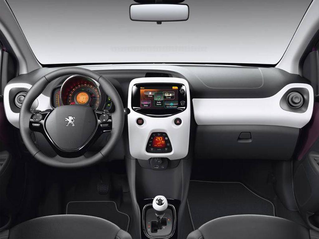 Galería de fotos del Peugeot 108 5 Puertas TOP! (4)