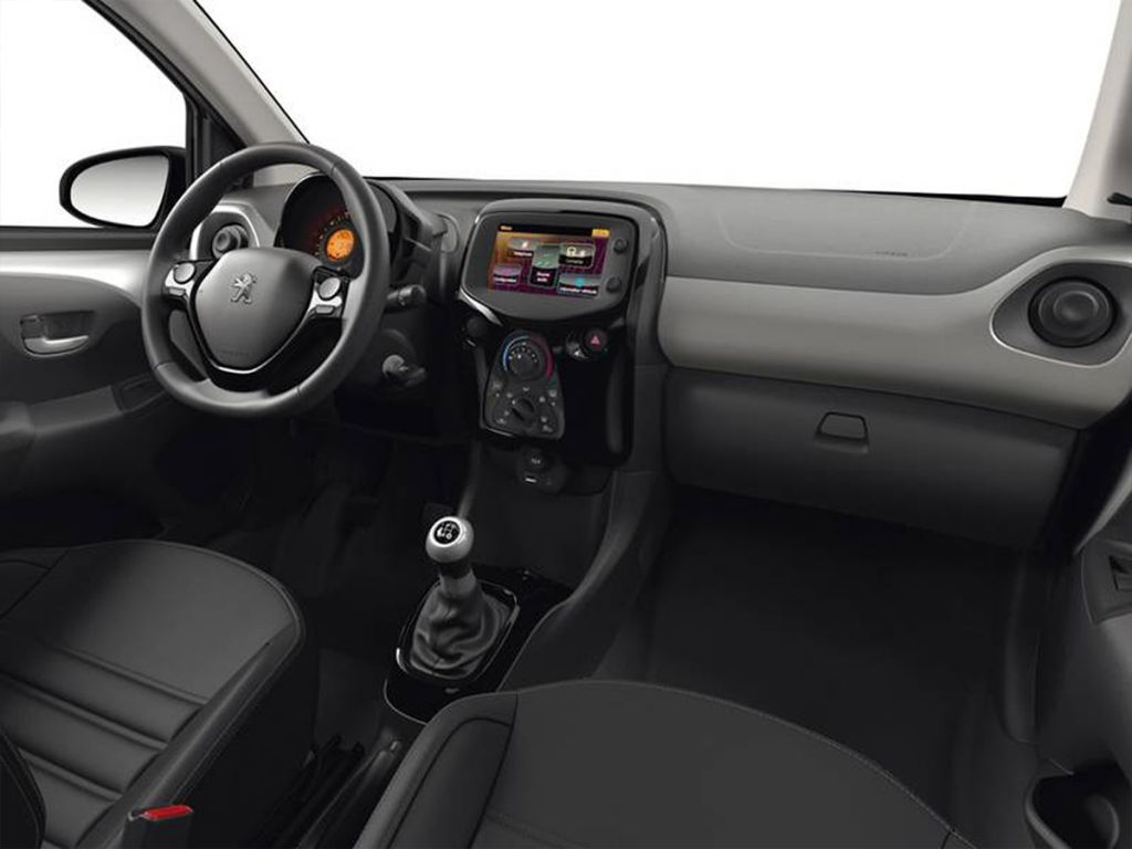 Galería de fotos del Peugeot 108 5 Puertas TOP! (6)