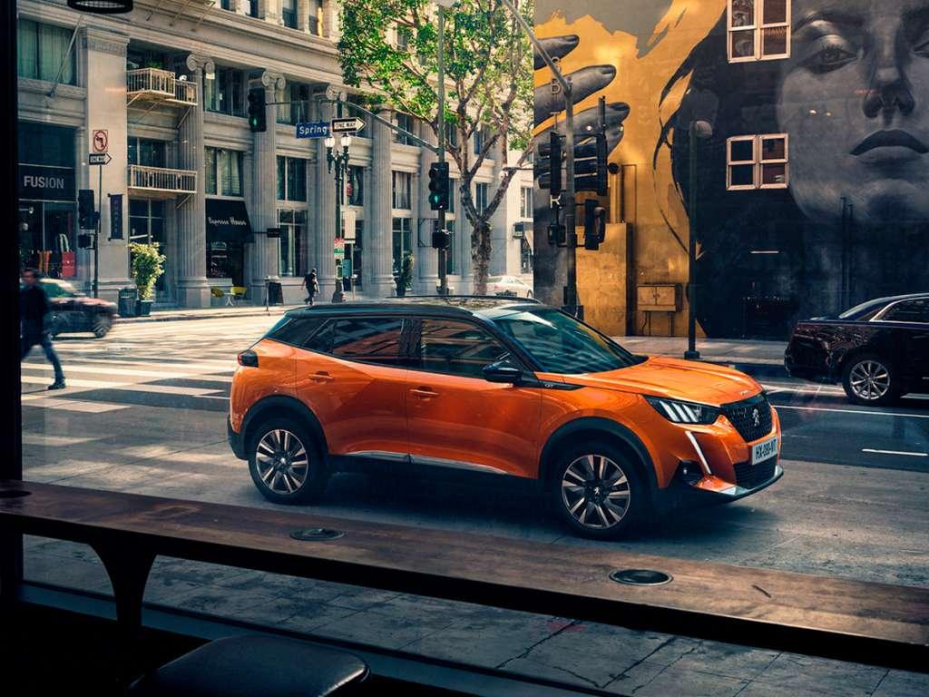 Galería de fotos del Peugeot Nuevo 2008 SUV (1)
