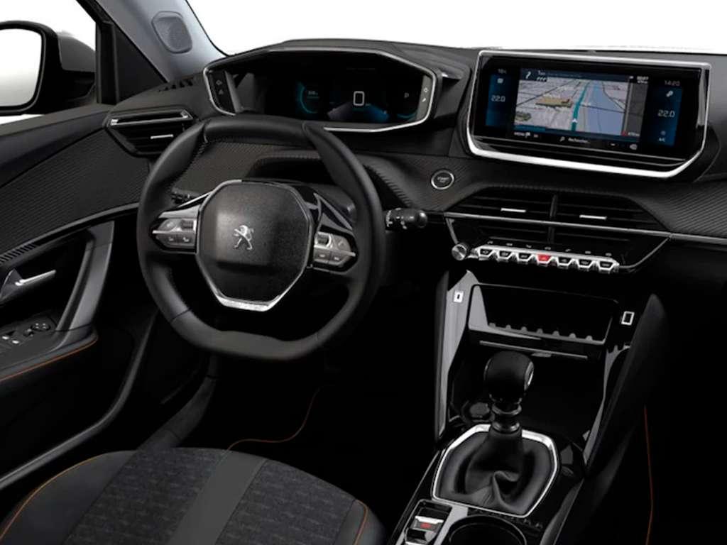 Galería de fotos del Peugeot Nuevo E-2008 SUV (4)