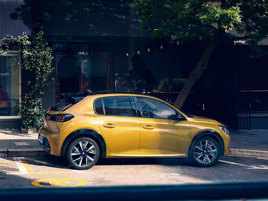 Galería de fotos del Peugeot Nuevo 208 5 Puertas (1)