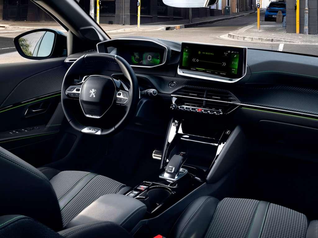 Galería de fotos del Peugeot Nuevo 208 5 Puertas (2)