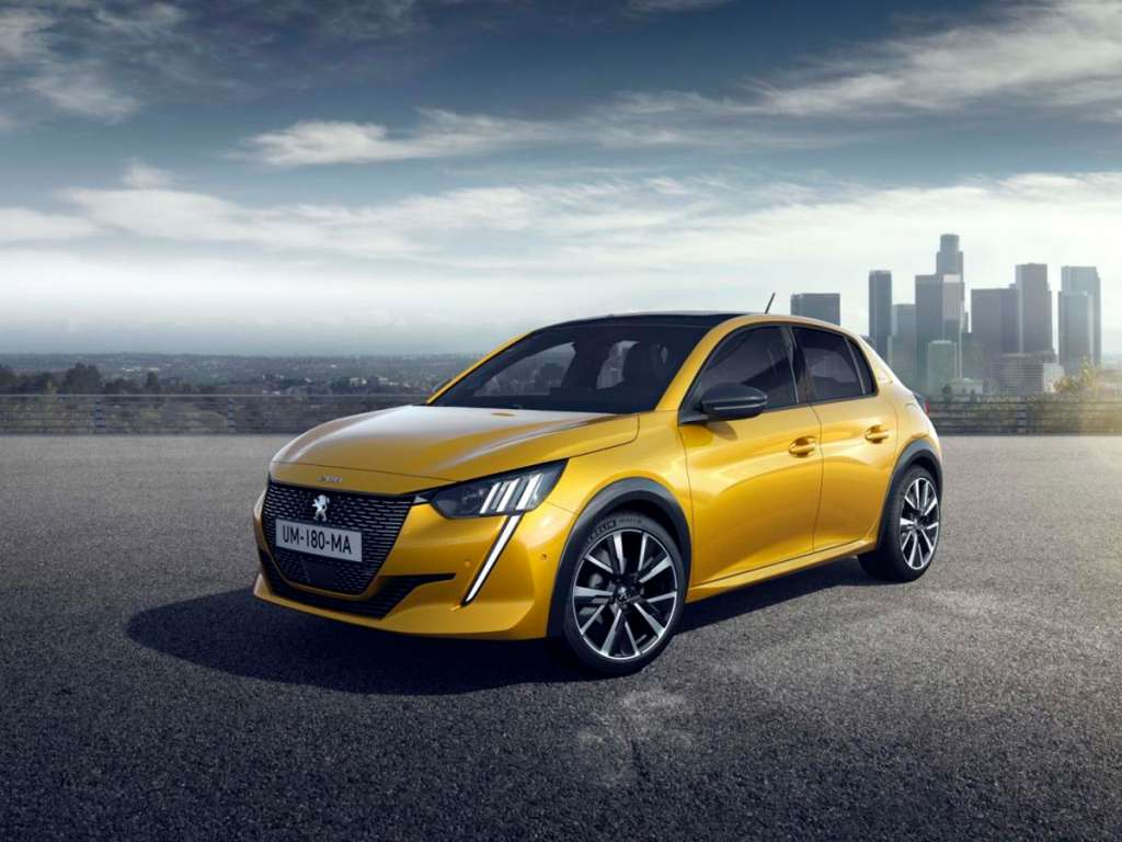 Galería de fotos del Peugeot Nuevo 208 5 Puertas (3)