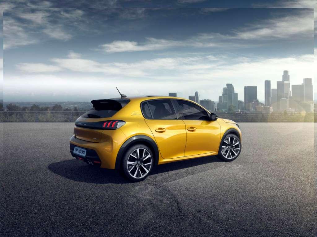 Galería de fotos del Peugeot Nuevo 208 5 Puertas (4)