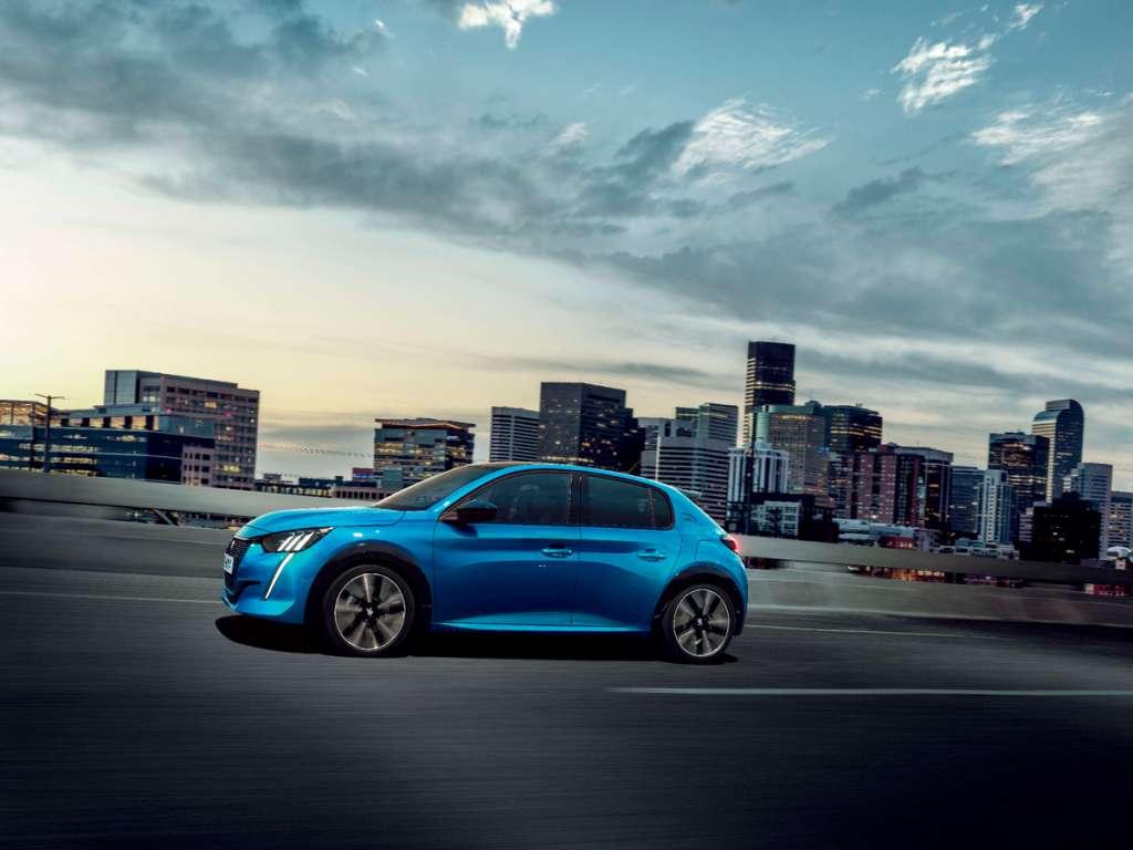 Galería de fotos del Peugeot Nuevo E-208 (3)
