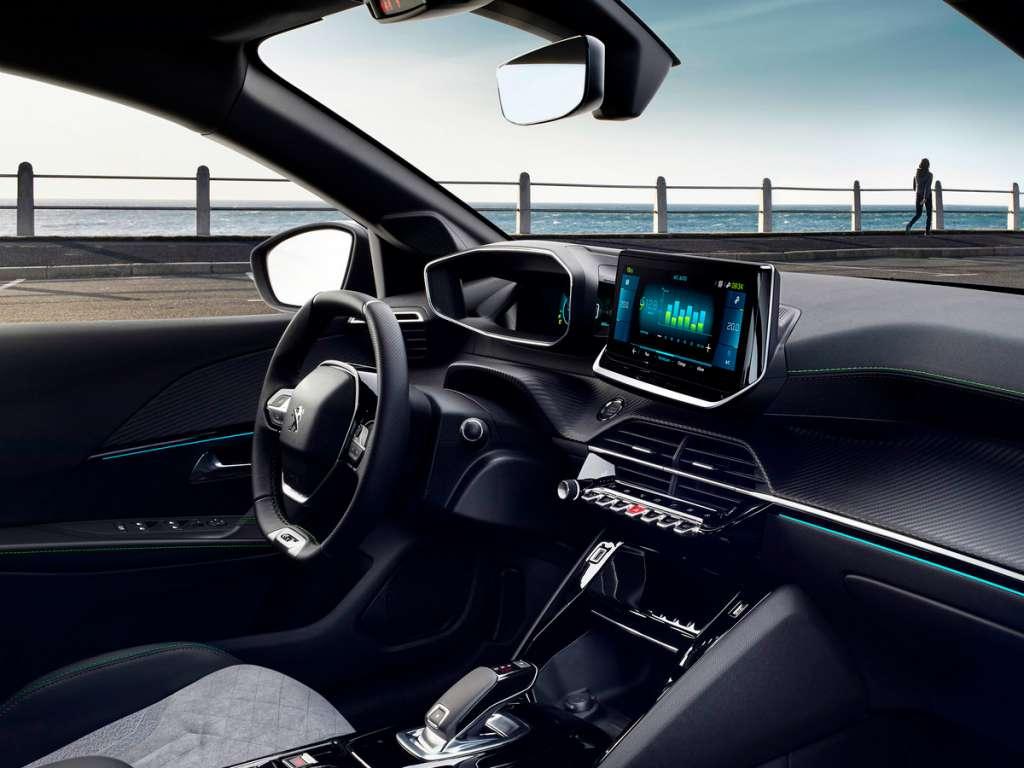 Galería de fotos del Peugeot Nuevo E-208 (4)