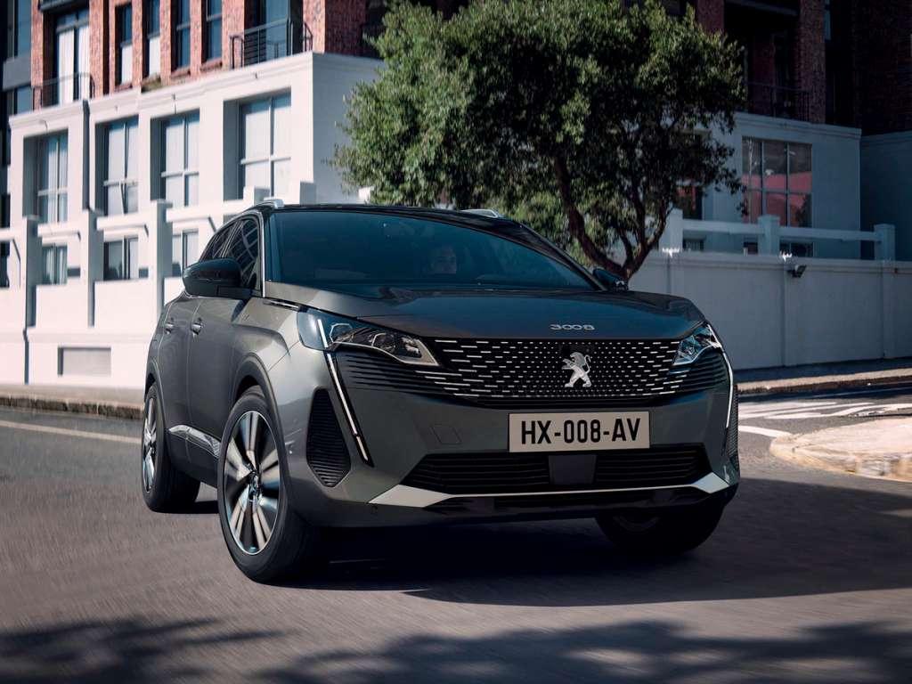 Galería de fotos del Peugeot Nuevo 3008 SUV (1)