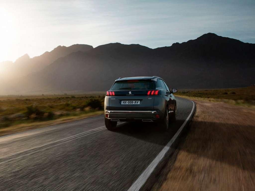 Galería de fotos del Peugeot Nuevo 3008 SUV (2)