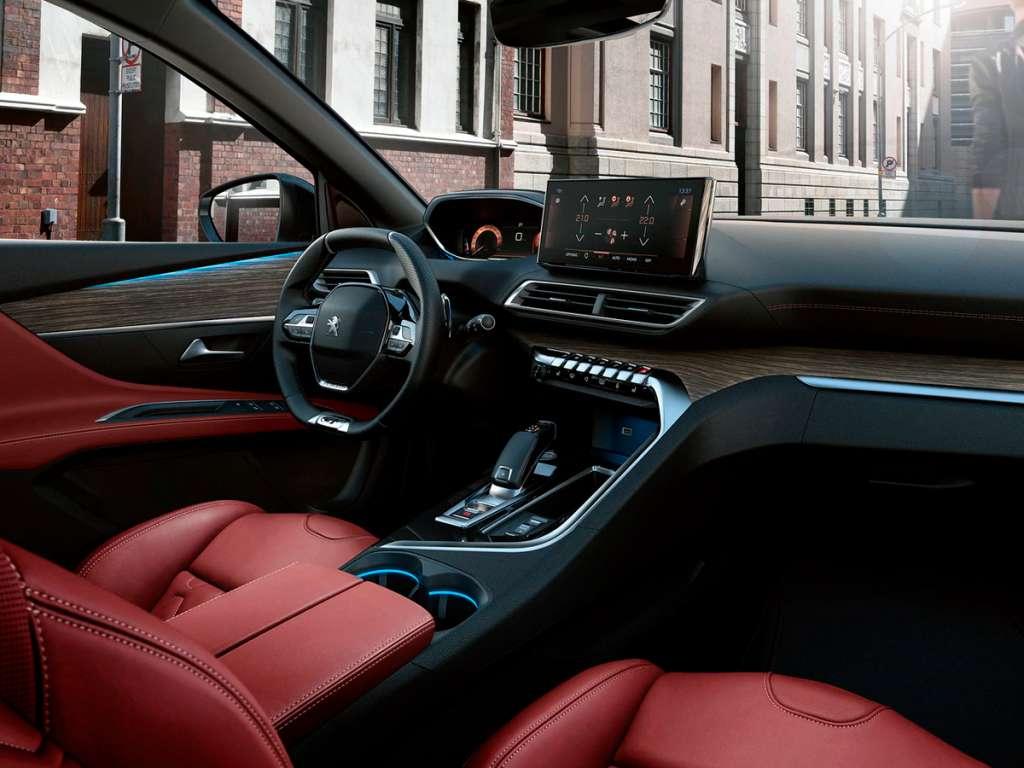 Galería de fotos del Peugeot Nuevo 3008 SUV (4)