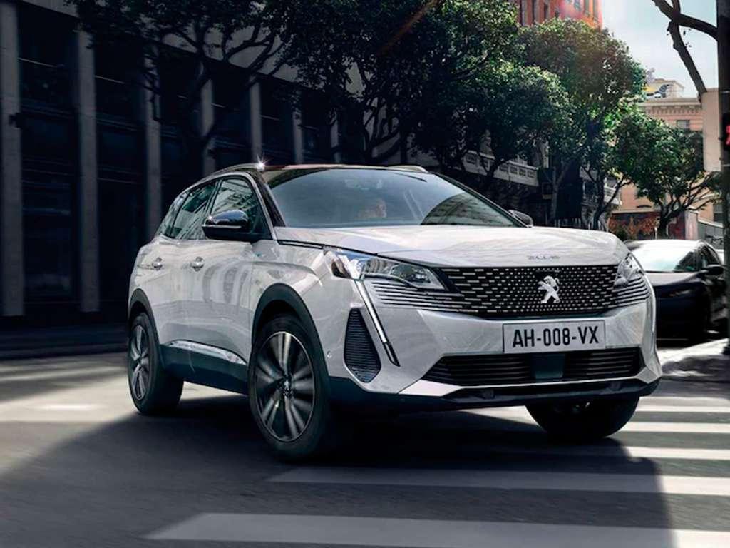 Galería de fotos del Peugeot Nuevo 3008 Hybrid (1)