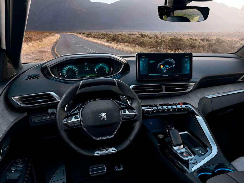 Galería de fotos del Peugeot Nuevo 3008 Hybrid (4)