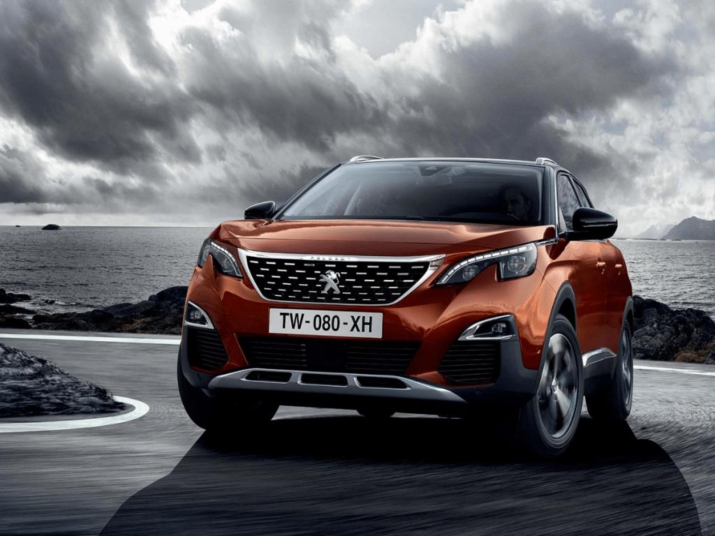 Galería de fotos del Peugeot 3008 SUV (1)