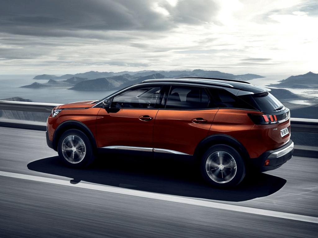 Galería de fotos del Peugeot 3008 SUV (2)