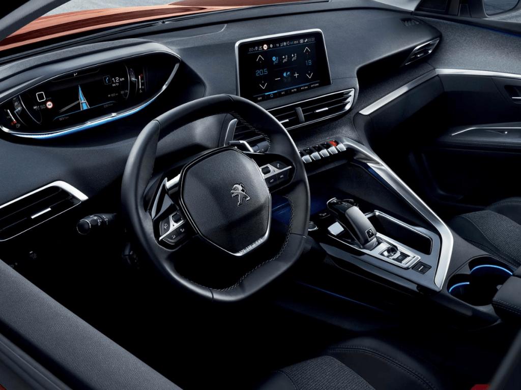 Galería de fotos del Peugeot 3008 SUV (4)