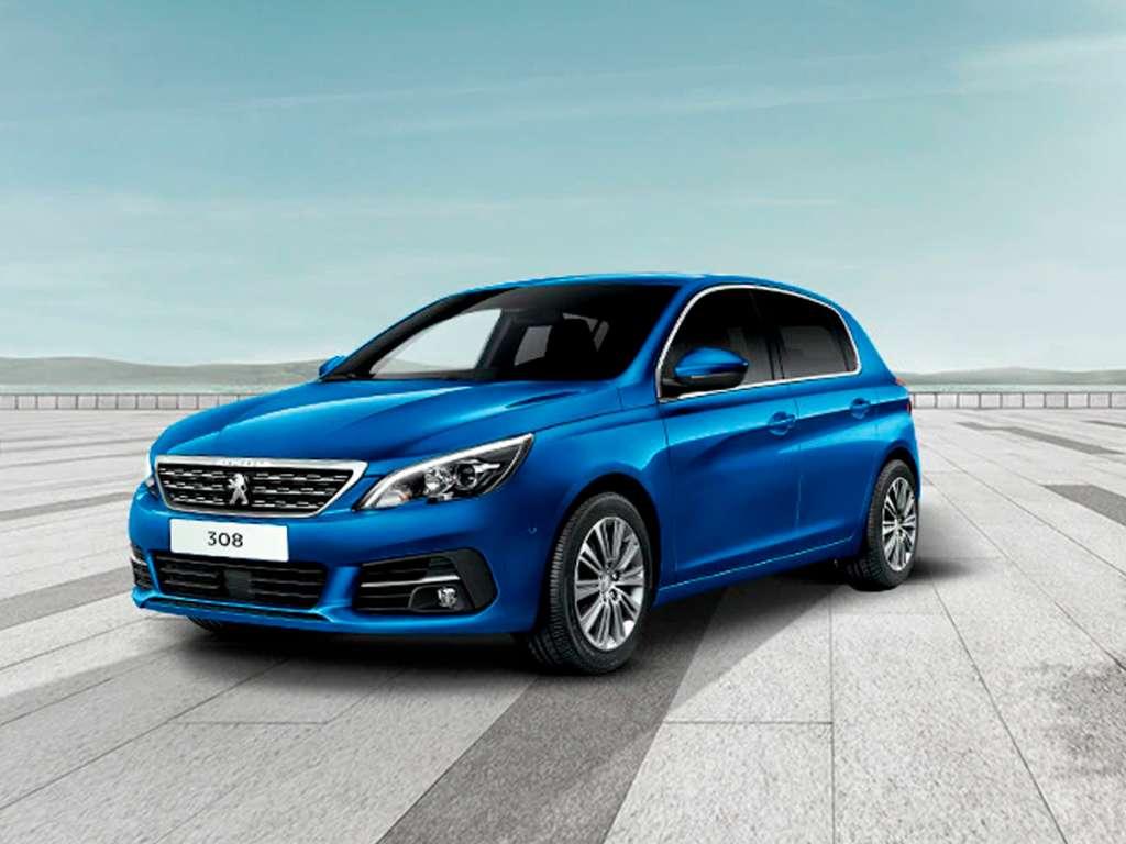 Galería de fotos del Peugeot 308 5 Puertas (1)