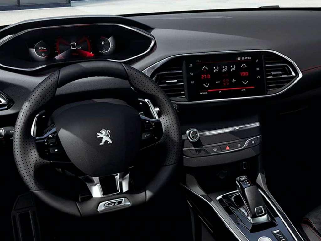 Galería de fotos del Peugeot 308 5 Puertas (3)