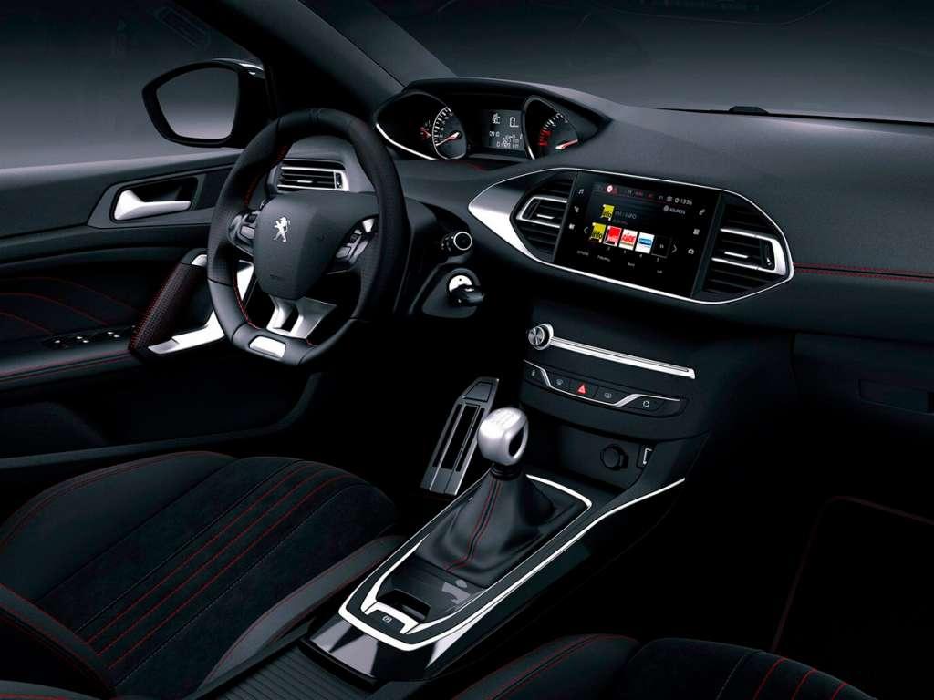Galería de fotos del Peugeot 308 5 Puertas (4)