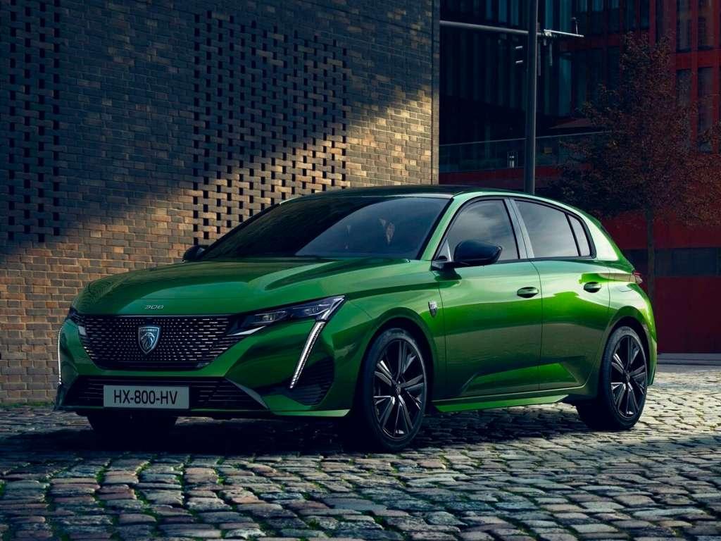 Galería de fotos del Peugeot Nuevo 308 (1)