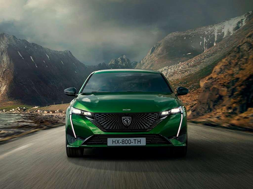 Galería de fotos del Peugeot Nuevo 308 (2)