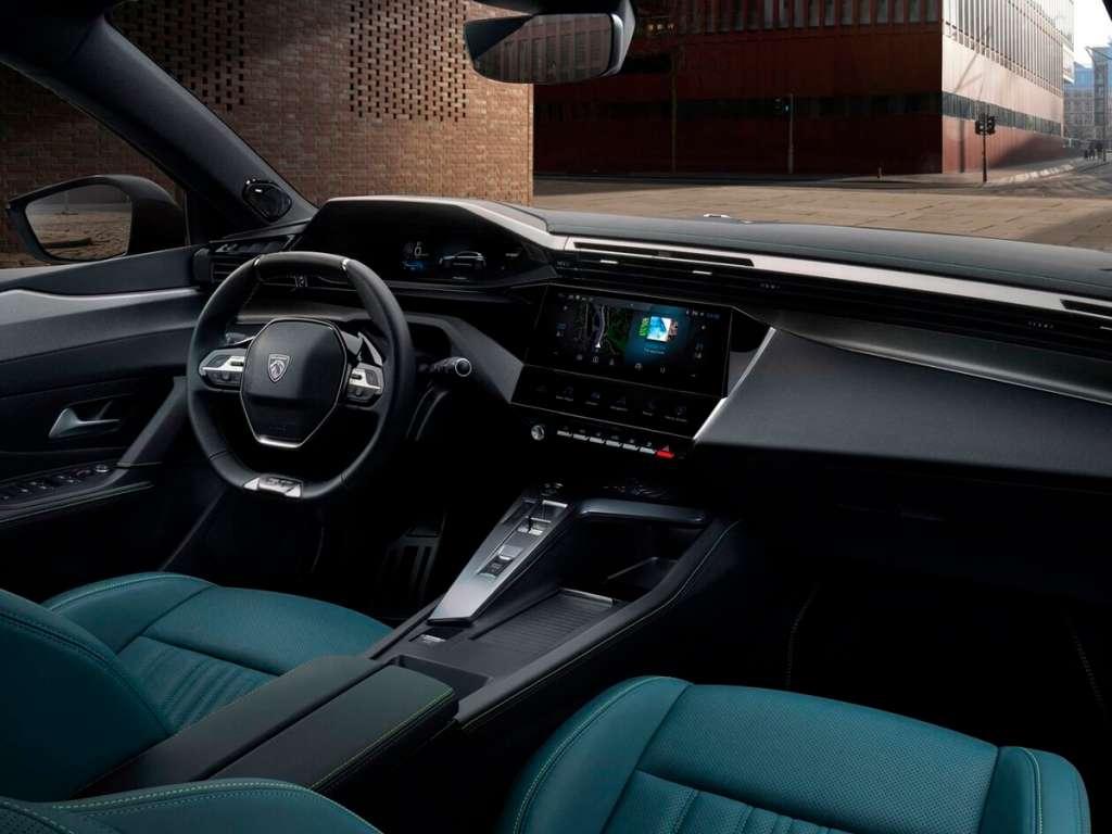 Galería de fotos del Peugeot Nuevo 308 (4)