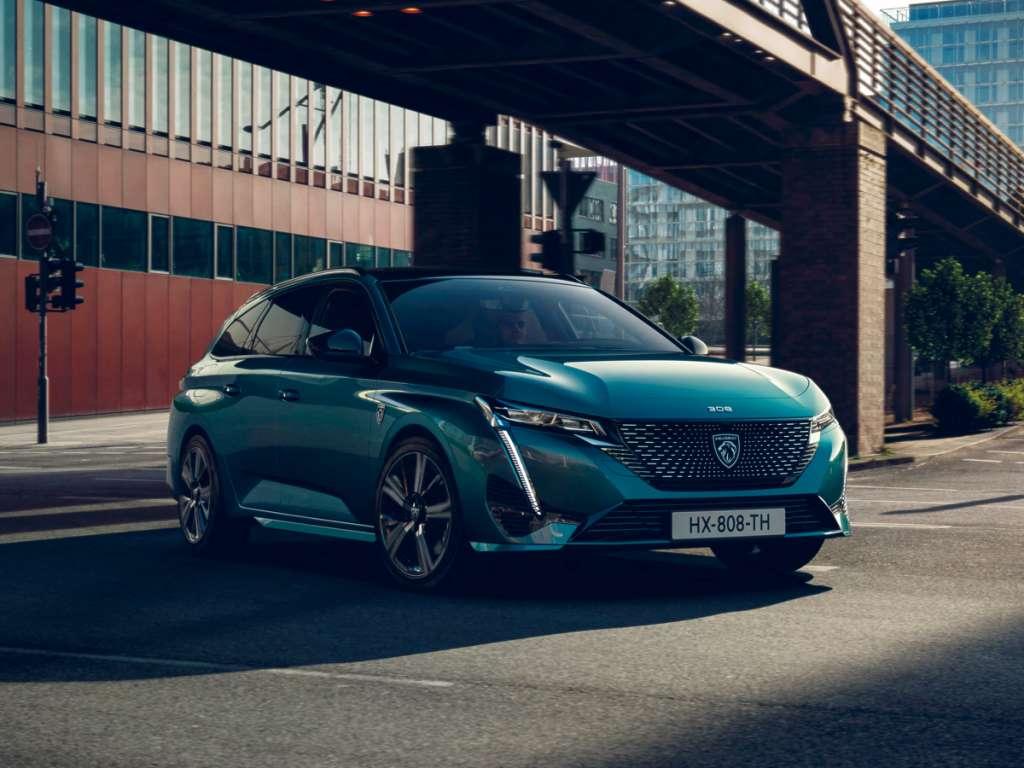 Galería de fotos del Peugeot Nuevo 308 SW (1)