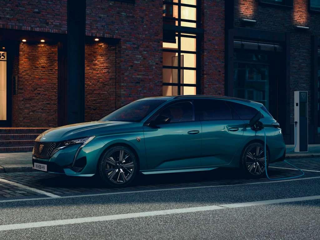 Galería de fotos del Peugeot Nuevo 308 SW (2)