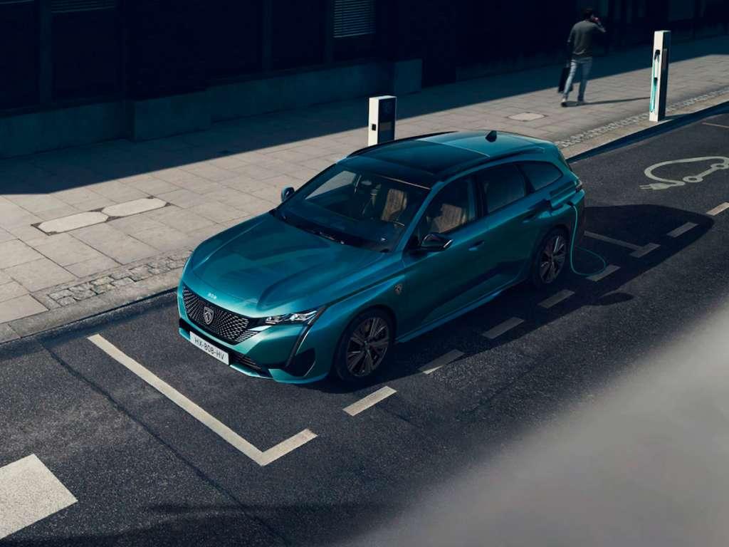 Galería de fotos del Peugeot Nuevo 308 SW (3)