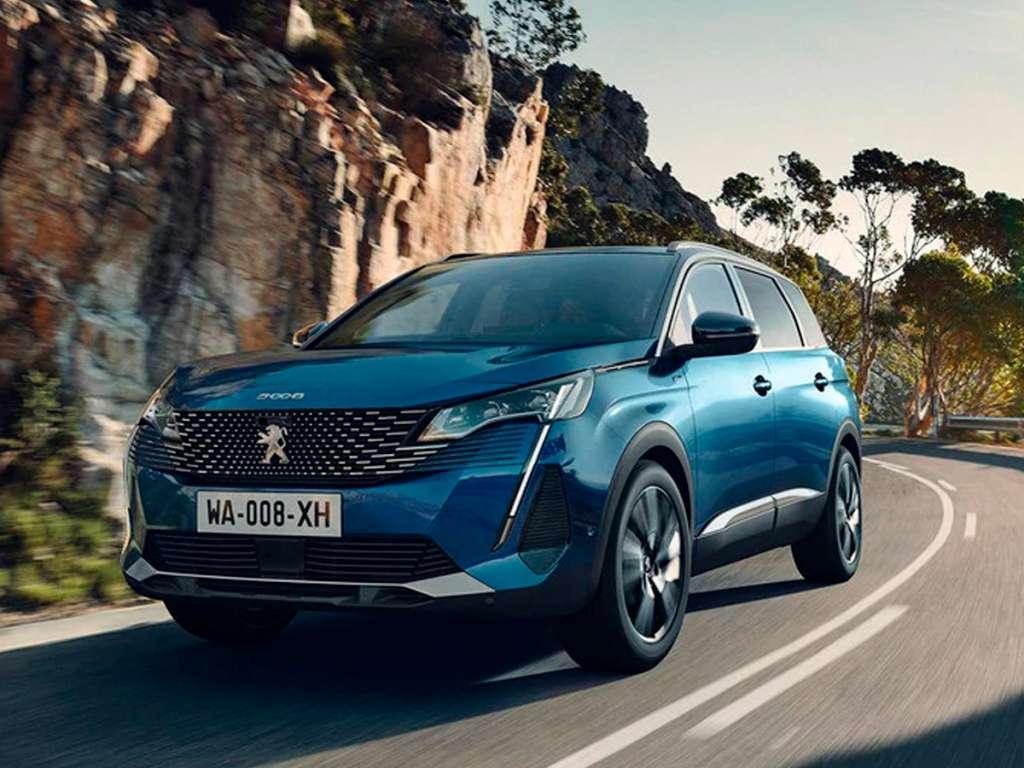 Galería de fotos del Peugeot Nuevo 5008 SUV (1)