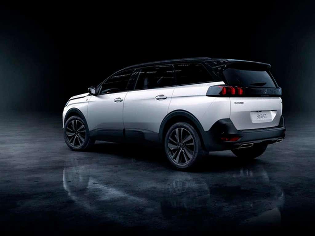 Galería de fotos del Peugeot Nuevo 5008 SUV (2)