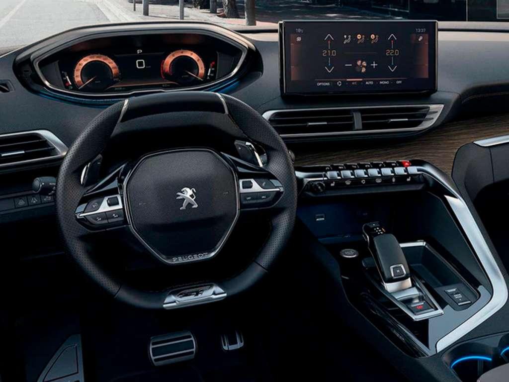 Galería de fotos del Peugeot Nuevo 5008 SUV (3)