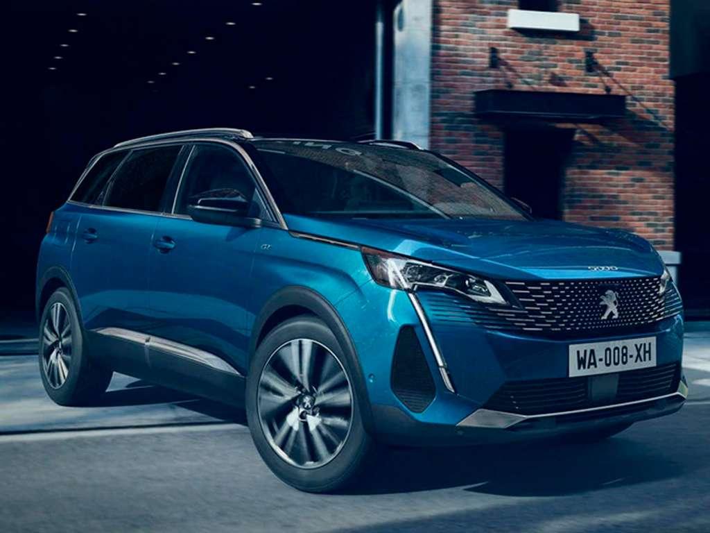 Galería de fotos del Peugeot Nuevo 5008 SUV (4)