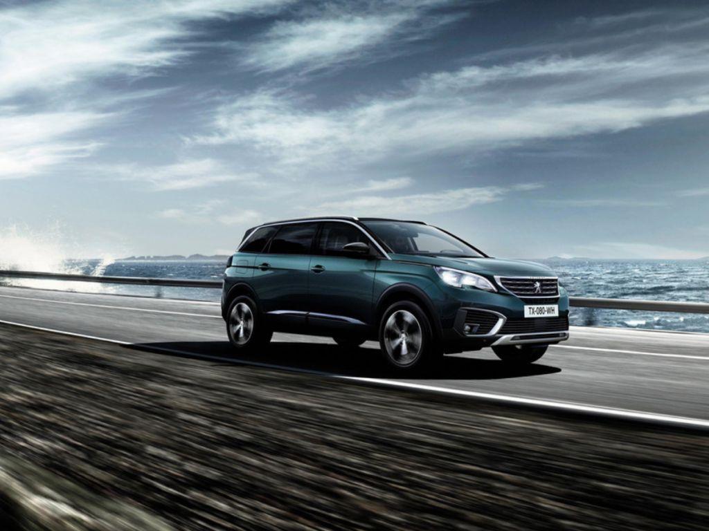 Galería de fotos del Peugeot 5008 SUV (1)