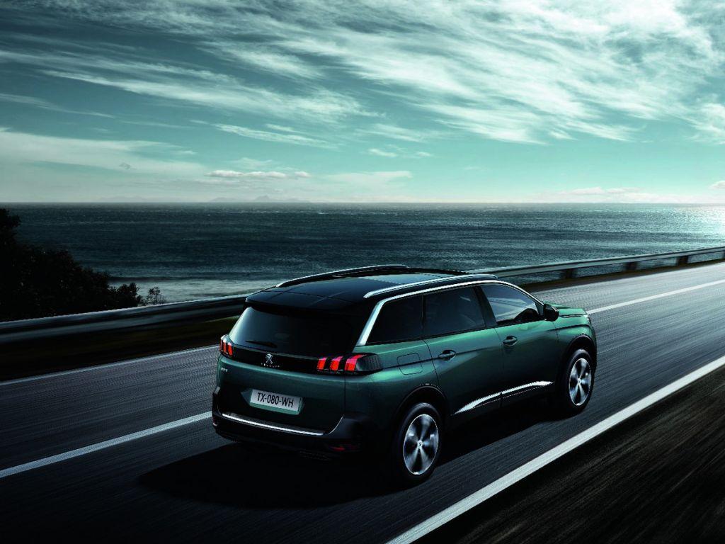 Galería de fotos del Peugeot 5008 SUV (2)