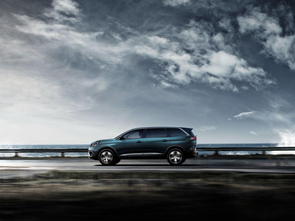 Galería de fotos del Peugeot 5008 SUV (3)