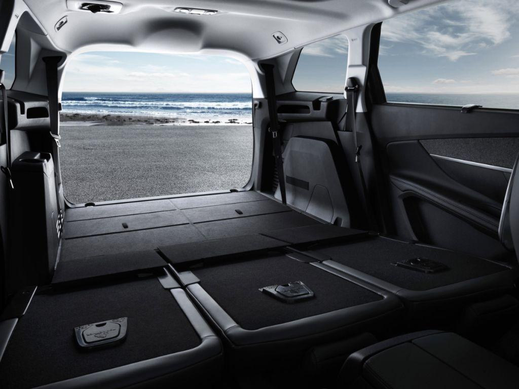 Galería de fotos del Peugeot 5008 SUV (4)