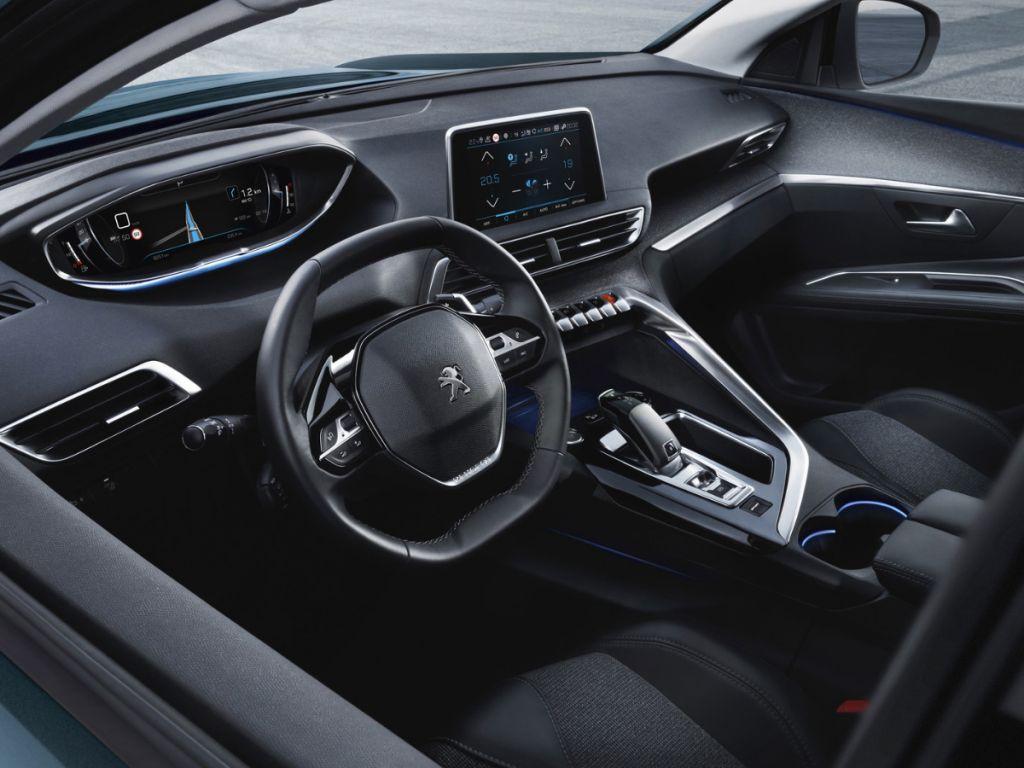 Galería de fotos del Peugeot 5008 SUV (5)